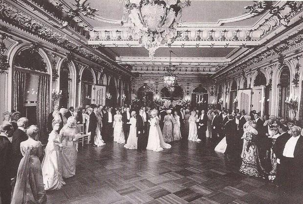 flagler ball circa 1900 Whitehall_Bal