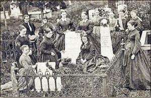 Memorial Day, Ladies-Memorial-Association
