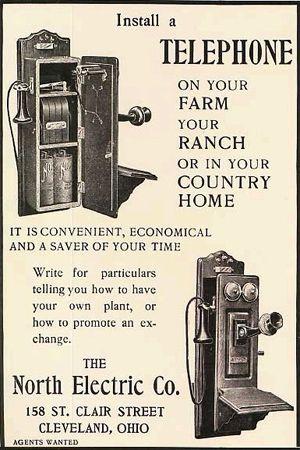 telephone - old
